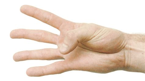 Thumb And Fingers 7 exercises to ease arthritis
