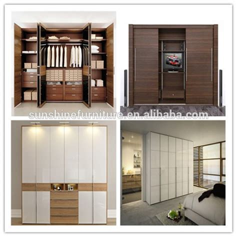 Cheap Closets Furniture by Cheap Wooden Bedroom Sliding Doors Wardrobe Closet