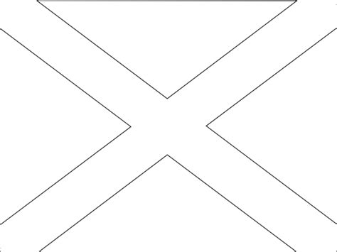 Scotland Flag Coloring Page Coloring Home Scotland Flag Coloring Page