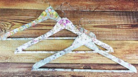 decoupage hanger tutorial deco mache decoupage papers tutorial project ideas