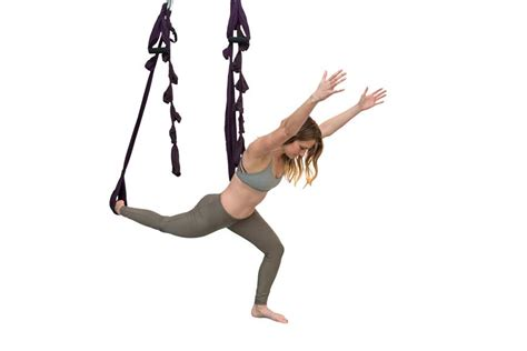 yoga swing exercises 3 yoga swing moves to strengthen core spine part ii