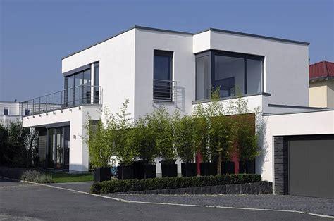 flachdachhaus mit garage bauhaus flachdachhaus bilder referenzen nurda hausbau hannover