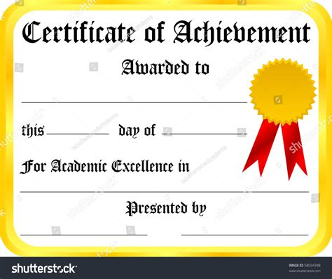 wording for award certificates free letterhead sles