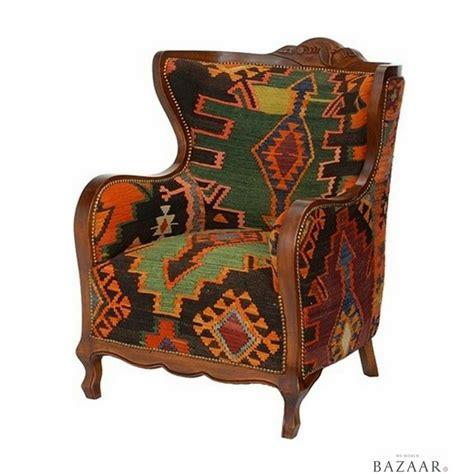kilim armchair kilim armchair ii from my world bazaar furniture ℓoves
