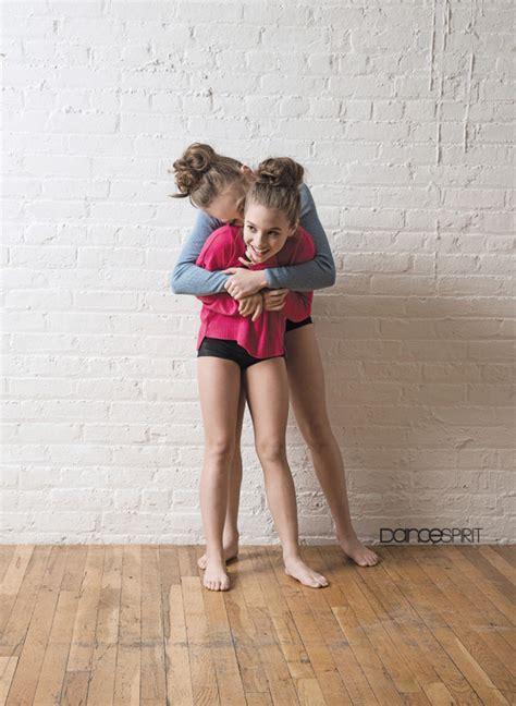 dance moms producers set up maddie ziegler to fail abby maddie mackenzie for dance spirit magazine image