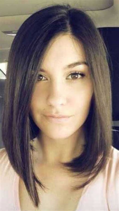 haircuts for fine dark hair 20 long bob dark hair bob hairstyles 2017 short