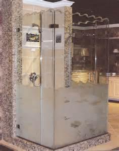 Custom Made Glass Shower Doors Glass Serenity Series Sliding Door System Pplump