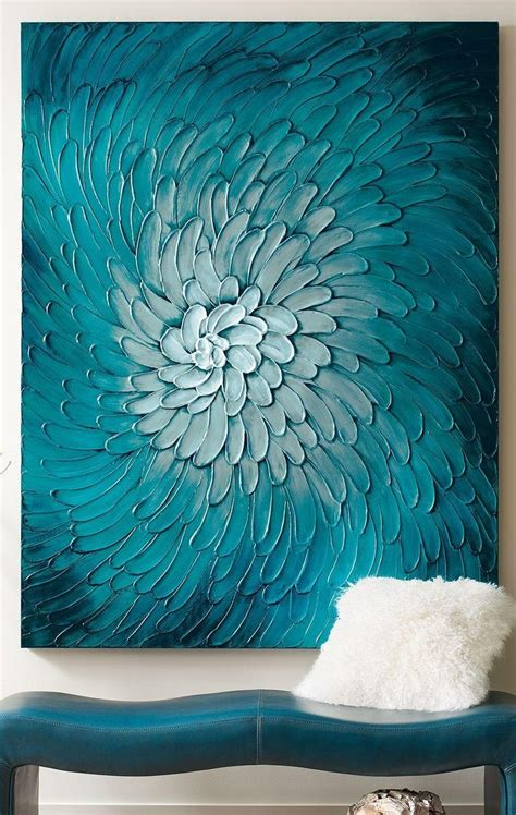 25 best ideas about blue abstract painting on pinterest 20 photos tiffany and co wall art wall art ideas