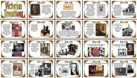 printable timeline poster ks2 history teaching resource victorian times