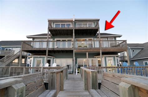 North Topsail Beach Vacation Rental Vrbo 299744 5 Br Topsail Rental Houses