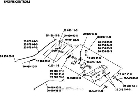 20 hp kohler engine diagram kohler sv620 3203 basic walbro carb 22 hp 16 4 kw parts