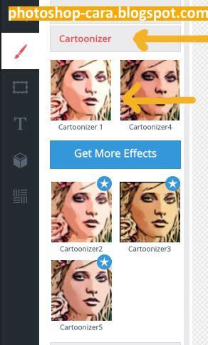 cara membuat foto menjadi kartun lewat online cara membuat foto menjadi kartun dengan photoshop tips
