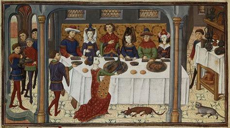 banchetto medievale violante visconti la vedova nera la storia viva