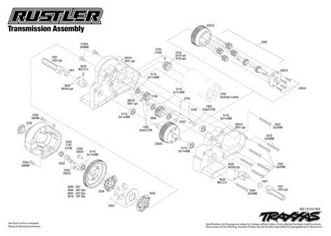 traxxas slash 4x4 parts diagram traxxas revo 2 5 wiring diagram traxxas 2 5 exploded view