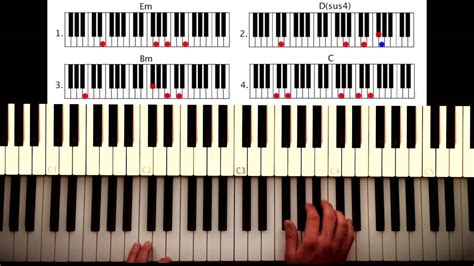 piano tutorial us and them how to play macklemore can t hold us original piano
