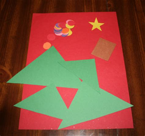 how to shape a christmas tree shape tree craft all network