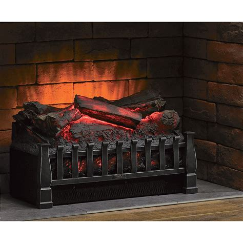 Electric Fireplace Logs Duraflame Electric Log Set Insert 4600 Btu 1350 Watts Model Dfi021aru Electric Fireplaces