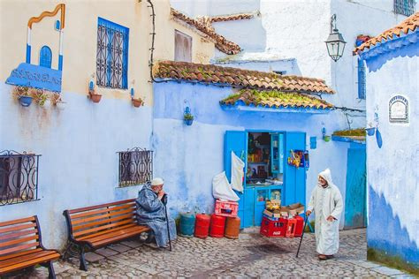 blue city morocco chair a two week morocco itinerary you should steal heart my