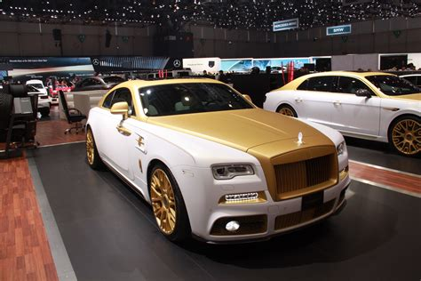 2016 Mansory Royce Wraith Palm Edition 999 Cars
