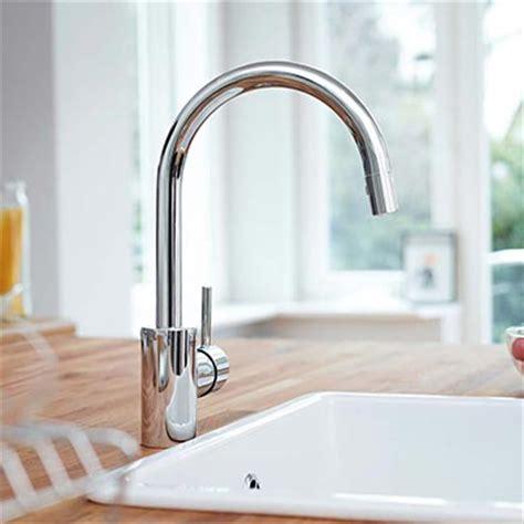 grohe robinet cuisine robinet de cuisine mitigeur grohe concetto espace aubade