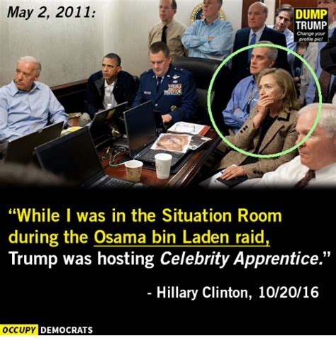 Situation Room Meme - funny celebrity apprentice memes of 2016 on sizzle doe
