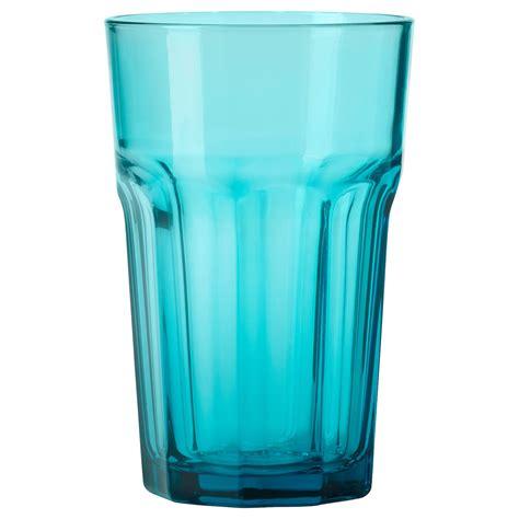 pokal glass turquoise ikea
