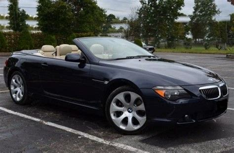 auto body repair training 2006 bmw 650 seat position control buy used 2006 bmw 650i base convertible 2 door 4 8l in suffolk virginia united states