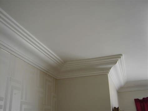 Ceiling With Cornice Building A Mini Version Of The Step Coved Ceiling