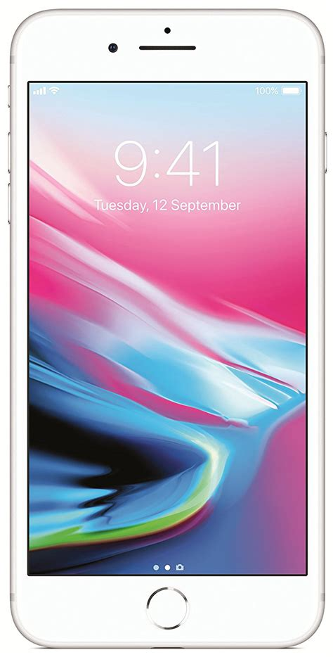 apple iphone 8 plus 256gb price shop apple iphone 8 plus 256gb silver mobile at shop gn