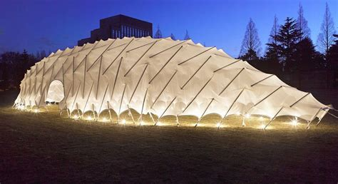 ancient structures with fabric roofs 1000 images about l elements tensile fabric membrane