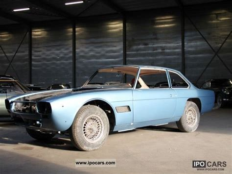 old cars and repair manuals free 2004 maserati spyder instrument cluster 1970 maserati mexico 4 7 for restoration build up car photo and specs