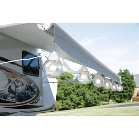 rv awning globe lights rv awning globe lights 28 images globe awning lights