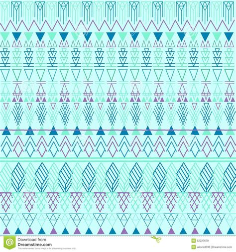 pastel pattern aztec aztec pastel blue pattern stock vector image 52227679