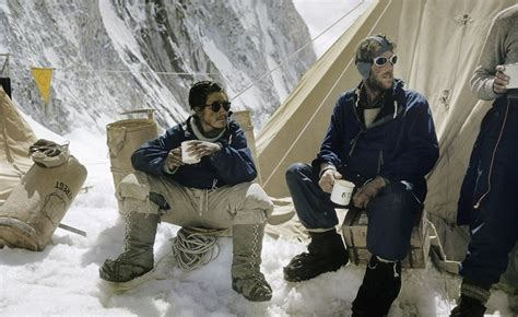 the conquest of everest original photographs from the legendary first ascent 24 best hillary tenzing images on pinterest climbing