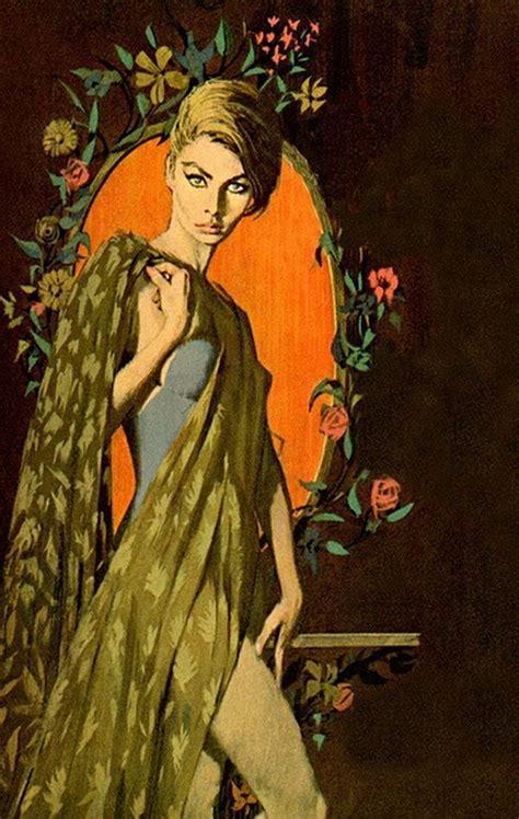 robert mcginnis women portraits artworks hative