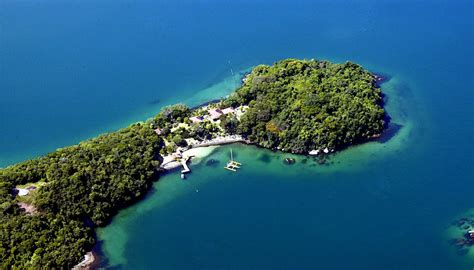 Island in paraty price on request set in the gorgeous natural