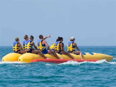 banana boat sunscreen bali water sport day tour special watersport day tour
