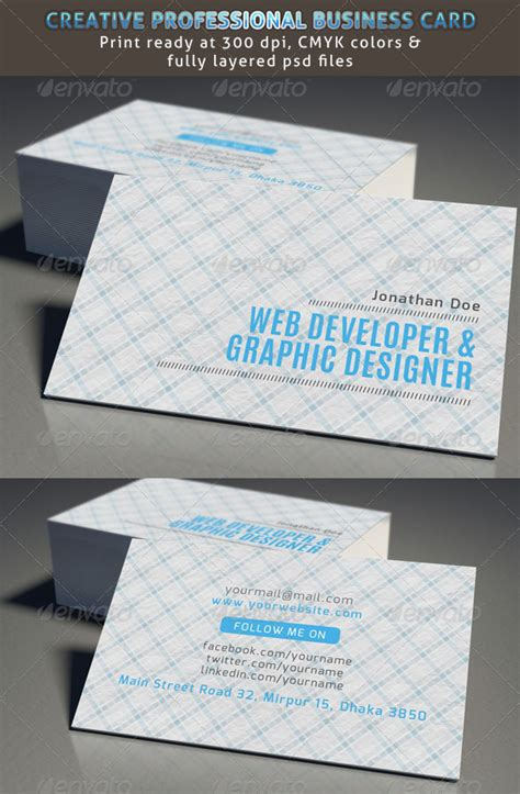 web developer business card templates web developer business card business cards print templates