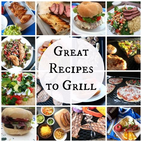 great recipes to grill unique grilling recipes summer food