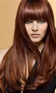 artist with copper brown hair color medium copper brown possible hair colour