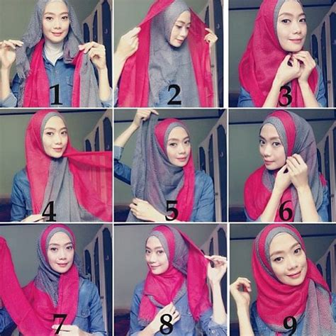 instagram video tutorial hijab hijab tutorial hijablogger ms hijablogger s