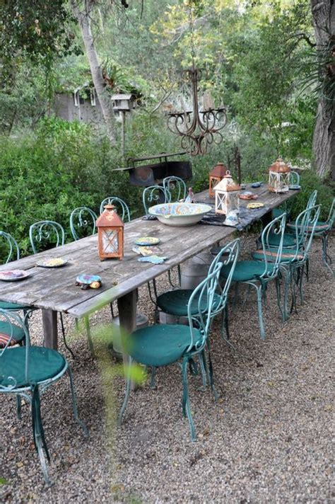 backyard dining dining table outdoor dining tableware