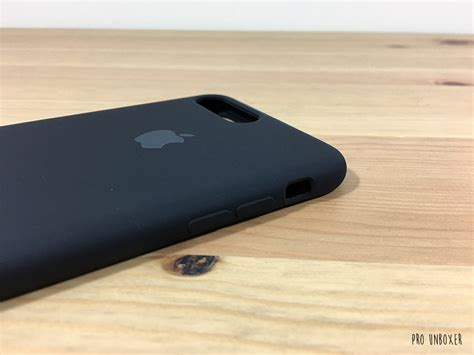 Iphone 7 Silicon Black unboxing review iphone 7 plus silicone black
