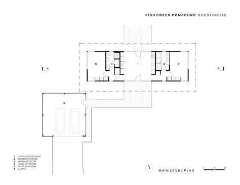 cheap guest house floor plans g28 in modern home design style with fish creek guest house a small modern home by carney