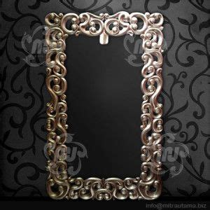 Cermin Kaca Mirror pigura kaca cermin hias dinding emas cermin dinding more ornament ideas