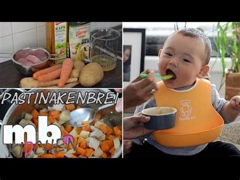 ab wann bekommt baby brei pastinakenbrei ab 5 monat baby brei selber kochen