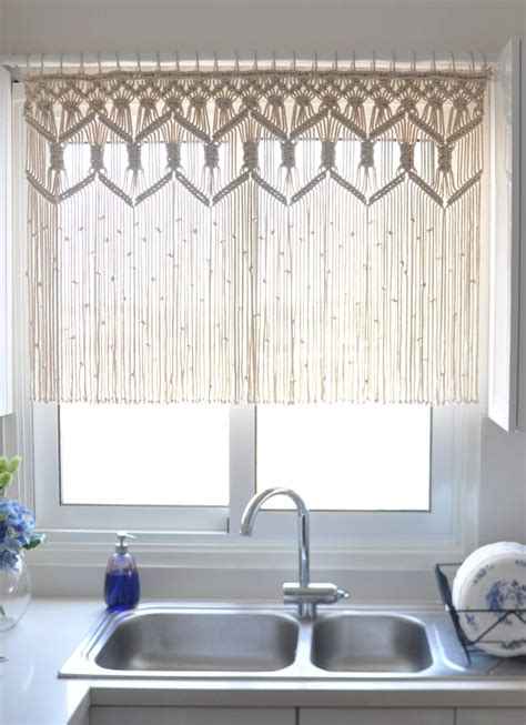 window curtain patterns best 25 macrame curtain ideas on pinterest hanging door