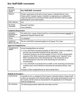skills assessment 9 free download for pdf excel word