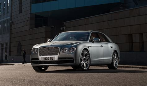 2015 Bentley Flying Spur Review Ratings Specs Prices