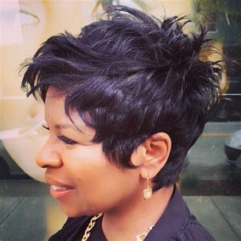 Najah Aziz @najahliketheriver   Websta   Hair, The Pixie Cut Life   Pinterest   Short hair